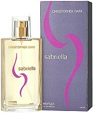Düfte, Parfümerie und Kosmetik Christopher Dark Sabriella - Eau de Parfum
