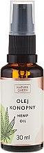 Düfte, Parfümerie und Kosmetik Kosmetisches Hanföl - Nature Queen Hemp Oil