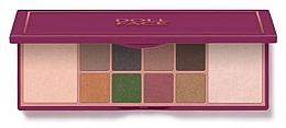 Düfte, Parfümerie und Kosmetik Lidschattenpalette mit 10 Farben - Doll Face 10-Shade Matte & Shimmer Palette