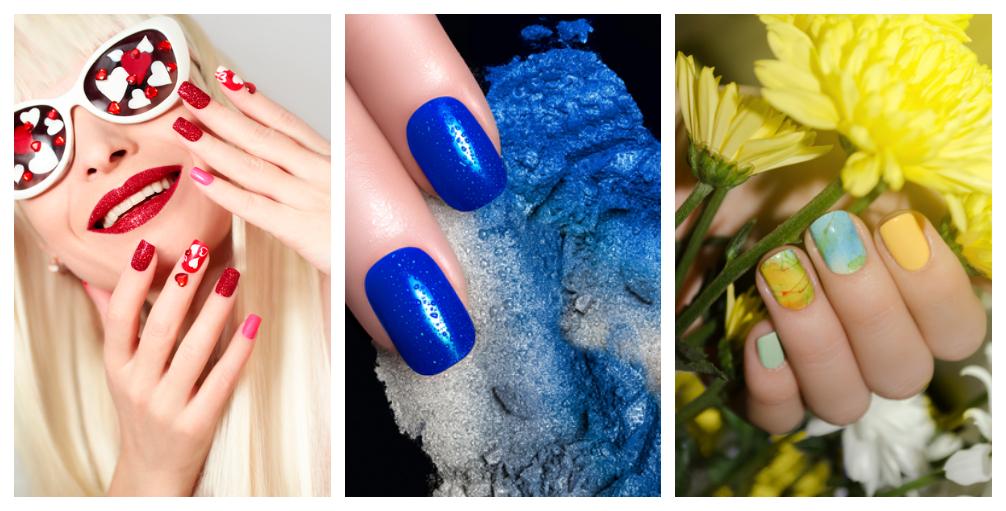 Nail-Art-Trends für den Herbst 2021