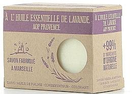 Düfte, Parfümerie und Kosmetik Handgemachte Naturseife mit ätherischem Lavendelöl - Foufour Savon A l'Huile Essentielle de Lavande AOP Provence