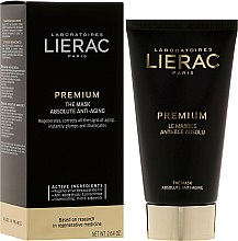 Düfte, Parfümerie und Kosmetik Gesichtsmaske - Lierac Premium Supreme Mask