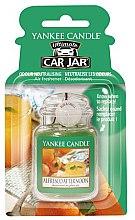 Düfte, Parfümerie und Kosmetik Auto-Lufterfrischer Alfresco Afternoon - Yankee Candle Car Jar Ultimate Alfresco Afternoon