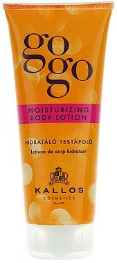 Feuchtigkeitsspendende Körperlotion - Kallos Cosmetics Gogo Moisturizing Body Lotion — Bild N1