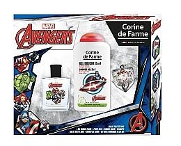 Düfte, Parfümerie und Kosmetik Marvel The Avengers - Duftset für Kinder (Eau de Toilette 50ml + Duschgel 250ml)