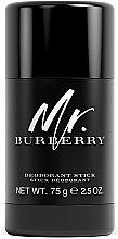 Düfte, Parfümerie und Kosmetik Burberry Mr. Burberry - Parfümierter Deostick