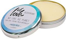 Düfte, Parfümerie und Kosmetik Natürliche Deo-Creme Forever Fresh - We Love The Planet Deodorant Forever Fresh