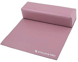Düfte, Parfümerie und Kosmetik Maniküre-Handauflage mit Tuch Maxi rosa - Staleks Pro Expert 11 Type 1