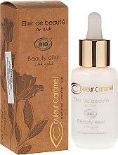 Düfte, Parfümerie und Kosmetik Gesichtselixier - Couleur Caramel Elixir De Beaute Oro 24K