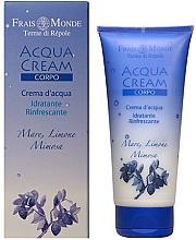 Düfte, Parfümerie und Kosmetik Körpercreme mit Zitrone und Mimose - Frais Monde Acqua Cream Body Sea Lemon And Mimosa