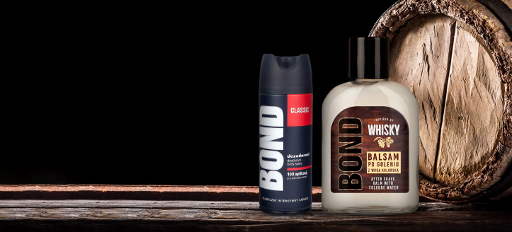 Beim Kauf von Produkten der Marken Bond oder Bond Expert ab CHF 8 erhältst Du ein Deodorant geschenkt