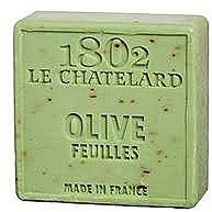 Düfte, Parfümerie und Kosmetik Seife Olive - Le Chatelard 1802 Soap Magnolia Olive Leaves