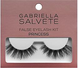 Düfte, Parfümerie und Kosmetik Künstliche Wimpern - Gabriella Salvete False Eyelashes Princess