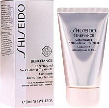Düfte, Parfümerie und Kosmetik Konzentrierte Anti-Falten Hals- und Dekolleté-Creme - Shiseido Benefiance Concentrated Neck Contour Treatment