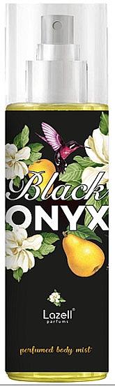Lazell Black Onyx - Parfümierter Körpernebel