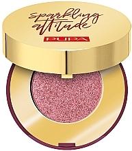 Düfte, Parfümerie und Kosmetik Lidschatten - Pupa Sparkling Attitude Multi-reflection Eyeshadow