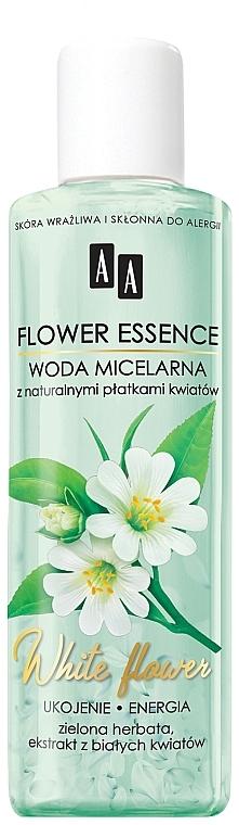 Mizellenwasser mit natürlichen Blütenblättern - AA Flower Essence Micellar Water