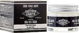 Düfte, Parfümerie und Kosmetik Gesichtscreme mit Sheabutter für Männer - Institut Karite Milk Cream Men Shea Face Cream