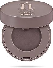 Düfte, Parfümerie und Kosmetik Kompakter Lidschatten - Pupa Eyeshadow Natural Side
