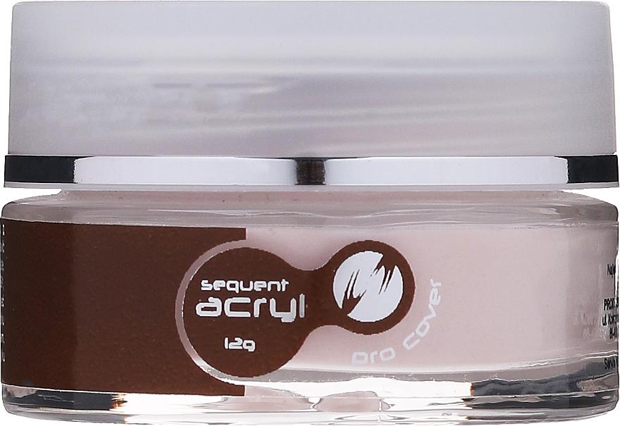 Acrylpulver 12 g - Silcare Sequent Acryl