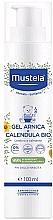 Düfte, Parfümerie und Kosmetik Beruhigendes Bio Körpergel mit Arnika und Ringelblume - Mustela Gel Arnica & Calendula Bio