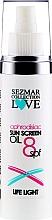 Düfte, Parfümerie und Kosmetik Sonnenschutzöl SPF 8 - Hristina Cosmetics Sezmar Collection