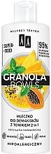 Düfte, Parfümerie und Kosmetik 2in1 Milch und Tonikum zum Abschminken mit Amarantus, Mango und Papaya - AA Granola Bowls Makeup Remover Milk And Tonic 2 in 1