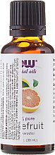 Düfte, Parfümerie und Kosmetik Ätherisches Öl Grapefruit - Now Foods Grapefruit Essential Oils