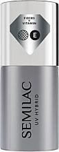Düfte, Parfümerie und Kosmetik Gel-Nagelunterlack - Semilac UV Hybrid Dream Long Base