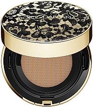 Düfte, Parfümerie und Kosmetik Cushion-Foundation auf Geleebasis mit SPF 30 PA+++ - Dolce&Gabbana Preciouskin Perfect Finish Cushion Foundation