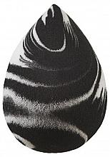Düfte, Parfümerie und Kosmetik Schminkschwamm schwarz - Deni Carte Black Mosaic Blender 1364