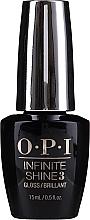 Düfte, Parfümerie und Kosmetik Zabezpieczający top coat - O.P.I. Infinite Shine 3 Gloss