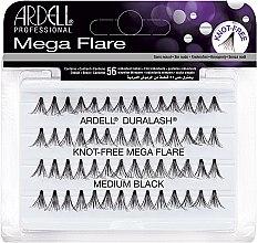 Düfte, Parfümerie und Kosmetik Wimpernbüschel-Set - Ardell Duralash Knot Mega Flare Medium Black