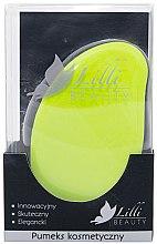 Düfte, Parfümerie und Kosmetik Kosmetischer Bimsstein grün - Lilli Beauty