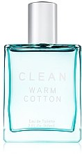 Düfte, Parfümerie und Kosmetik Clean Warm Cotton - Eau de Toilette
