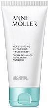 Düfte, Parfümerie und Kosmetik Feuchtigkeitsspendende Anti-Aging Handcreme - Anne Moller Moisturizing Anti Aging Hand Cream
