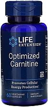 Düfte, Parfümerie und Kosmetik Nahrungsergänzungsmittel Optimiertes Carnitin - Life Extension Optimized Carnitine