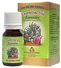 Düfte, Parfümerie und Kosmetik Ätherisches Öl Lavendel - Bulgarian Rose Lavender Essential Oil