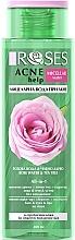 Düfte, Parfümerie und Kosmetik Mizellen-Reinigungswasser gegen Akne mit Rosenwasser und Teebaum - Nature Of Agiva Roses Acne Help Micellar Water