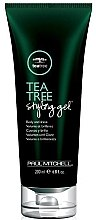 Düfte, Parfümerie und Kosmetik Erfrischendes Haarstylinggel mit Teebaumöl Mittlerer Halt - Paul Mitchell Tea Tree Styling Gel