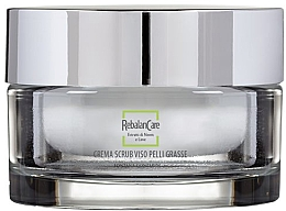 Düfte, Parfümerie und Kosmetik Creme-Peeling für das Gesicht für fettige Haut - Fontana Kontorini Oily Skin Face Scrub