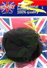Düfte, Parfümerie und Kosmetik Haardonut schwarz - Ronney Professional Bun Maker
