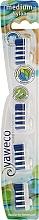 Düfte, Parfümerie und Kosmetik Austauschbare Zahnbürstenköpfe mittel 4 St. - Yaweco Toothbrush Heads Nylon Medium