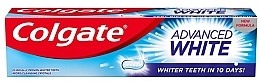 Düfte, Parfümerie und Kosmetik Zahnpasta Advanced White - Colgate Advanced White