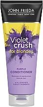 Düfte, Parfümerie und Kosmetik Tönungsconditioner für blondes Haar - John Frieda Sheer Blonde Colour Renew Conditioner