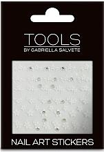 Düfte, Parfümerie und Kosmetik Dekorative Nagelsticker - Gabriella Salvete Tools Nail Art Stickers 02