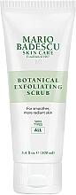 Düfte, Parfümerie und Kosmetik Reinigendes Gesichtspeeling - Mario Badescu Botanical Exfoliating Scrub