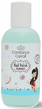 Nagellackentferner - Constance Carroll Bubble Gum Nail Polish Remover