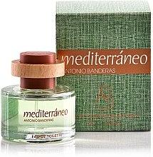 Düfte, Parfümerie und Kosmetik Antonio Banderas Mediterraneo - Eau de Toilette