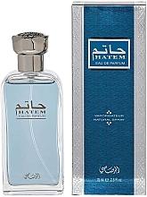 Düfte, Parfümerie und Kosmetik Rasasi Hatem - Eau de Parfum